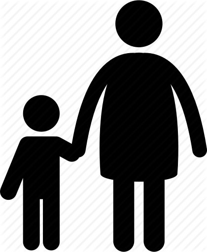 Parent and child icon